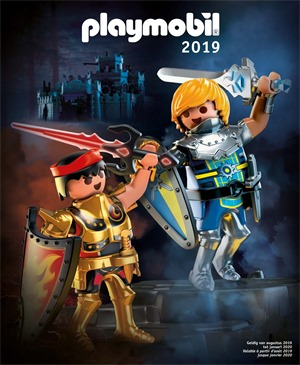 Play Mobil folder van 01/09/2019 tot 31/12/2019 - Cataloog