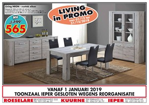 Emdecor folder van 07/10/2019 tot 31/12/2019 - Maandpromoties
