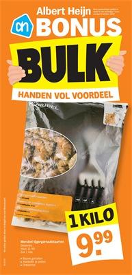 Albert Heijn folder van 07/10/2019 tot 13/10/2019 - Weekpromoties