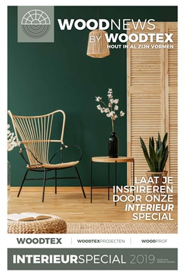 Woodtex folder van 01/10/2019 tot 09/11/2019 - Interieur special