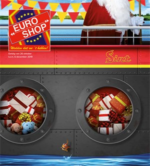 Euroshop folder van 26/10/2019 tot 06/12/2019 - Sint folder