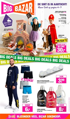 Big Bazar folder van 04/11/2019 tot 17/11/2019 - Weekpromoties
