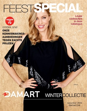 Damart folder van 01/11/2019 tot 30/11/2019 - Maandpromoties