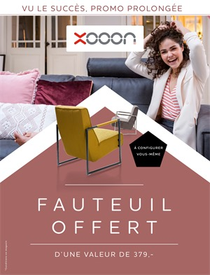 Folder XOOON  du 11/11/2019 au 15/12/2019 - Promotions du mois