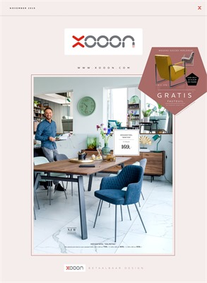 XOOON  folder van 11/11/2019 tot 15/12/2019 - Maandpromoties