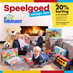 De Kinderplaneet folder van 20/11/2019 tot 06/12/2019 - Sint folder