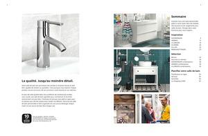 Catalogue salle de bain