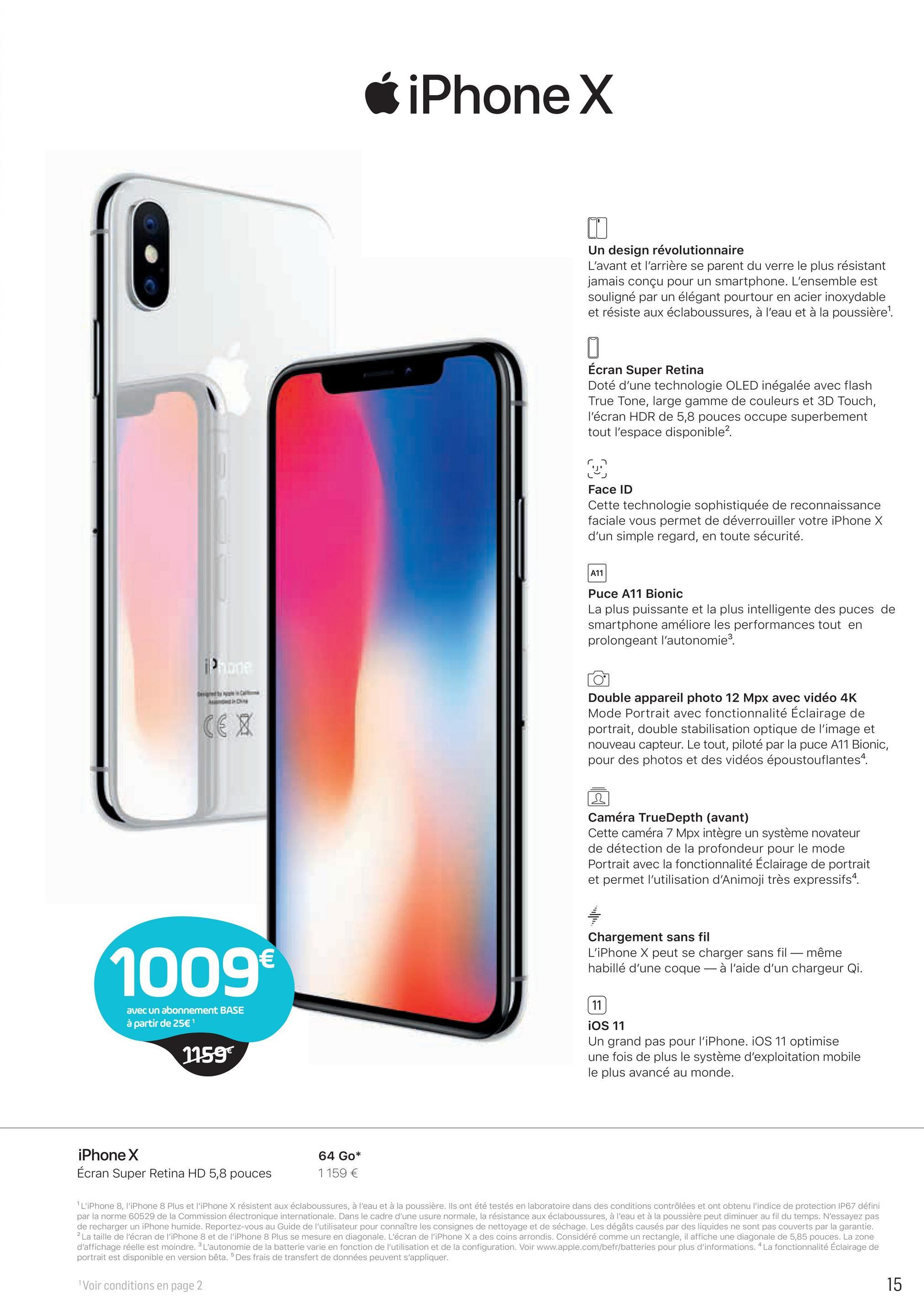 Chargeur Iphone Cora
