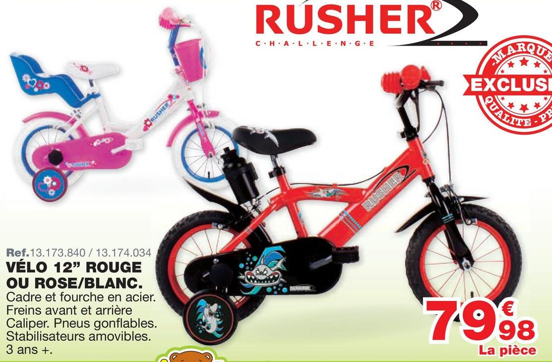Promotions velo myshopi for Maxi toys porte de namur