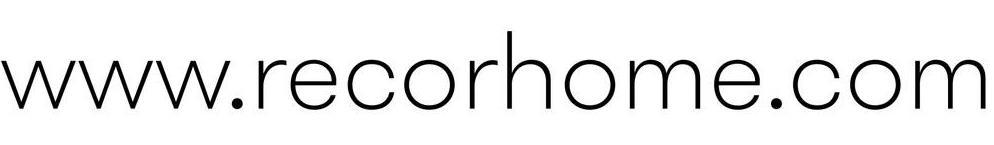 www.recorhome.com
