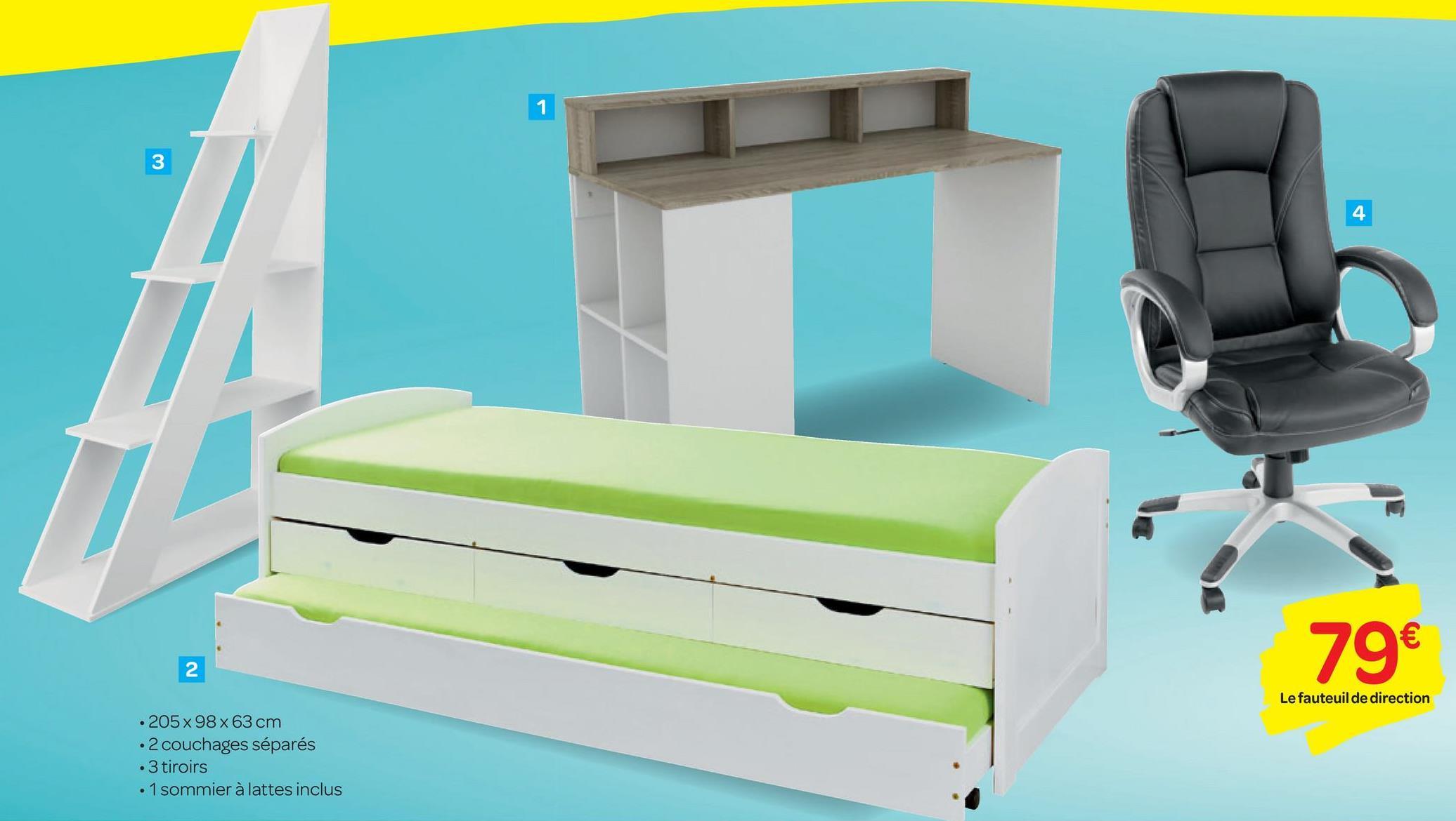 promotions couchage myshopi. Black Bedroom Furniture Sets. Home Design Ideas