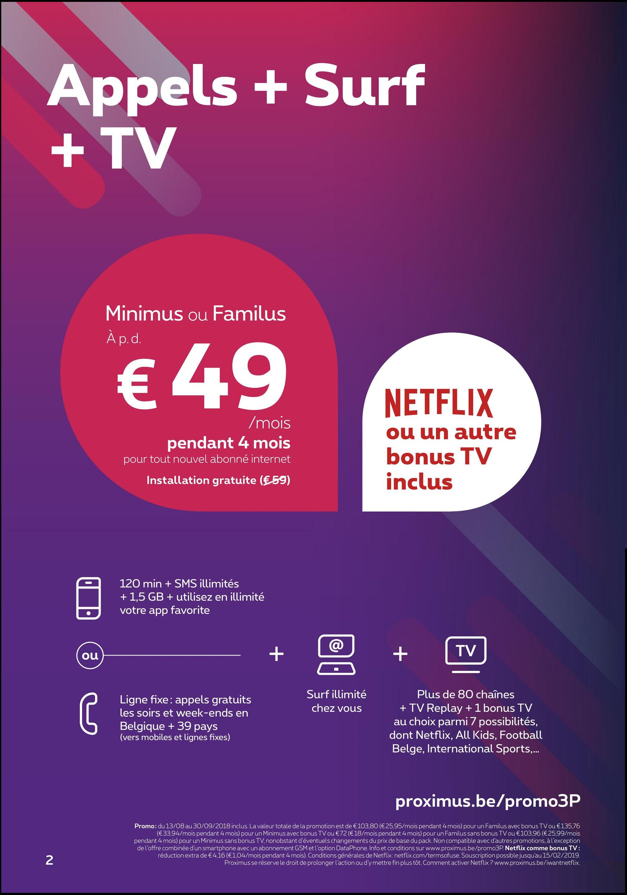 Promotions gsm myshopi - Tv discount belgique ...