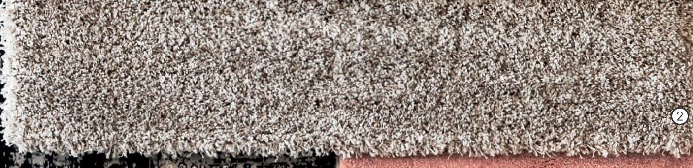 Tapis Luxus - anthracite - 160x230 cm - Leen Bakker Tapis Luxus est un tapis à poil haut d'une lourde qualité. Le tapis a une couleur anthracite et des dimensions de 160x230 cm.