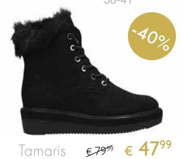 O -40% Tamaris €7999