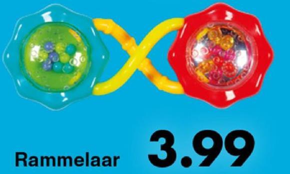 3.99 Rammelaar