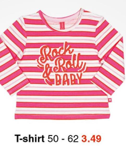 borado SPARK T-shirt 50 - 62 3.49