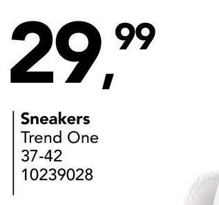 Sneaker Trend One Kies voor deze sneakers van Trend One met glittersen ga voor een sportieve en stijlvolle look. Koop ze nu in onze webshop!