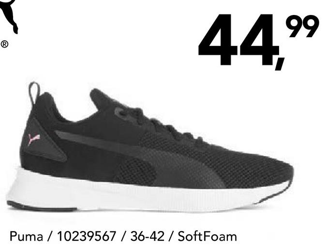 Chaussure de sport Puma Vous voulez acheter des chaussures de course pour hommes? Achetez ces chaussures de course confortables de la marque de haute qualité Puma maintenant dans notre webshop!