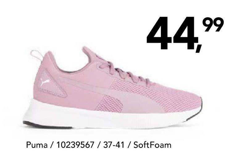 Puma / 10239567 / 37-41 / Soft Foam