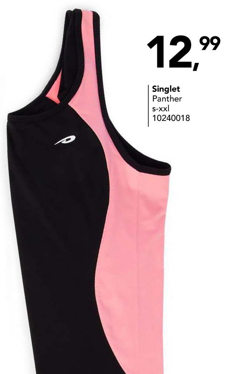 Singlet Panther Top de sport moulant pour femmes de notre propre marque à bon prix Panther.
