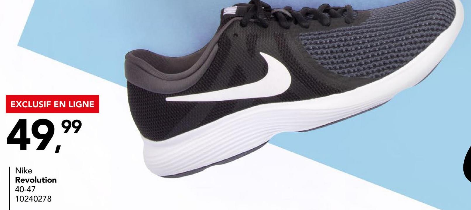 Chaussure de sport Nike Vous cherchez une chaussure de course audacieuse? Essayez sans tarder cette chaussure de course Downshifter 7 de la marque Nike en noir à détails en rose.