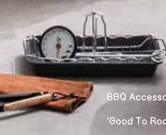 "BBQ Access ""Good To Roc"