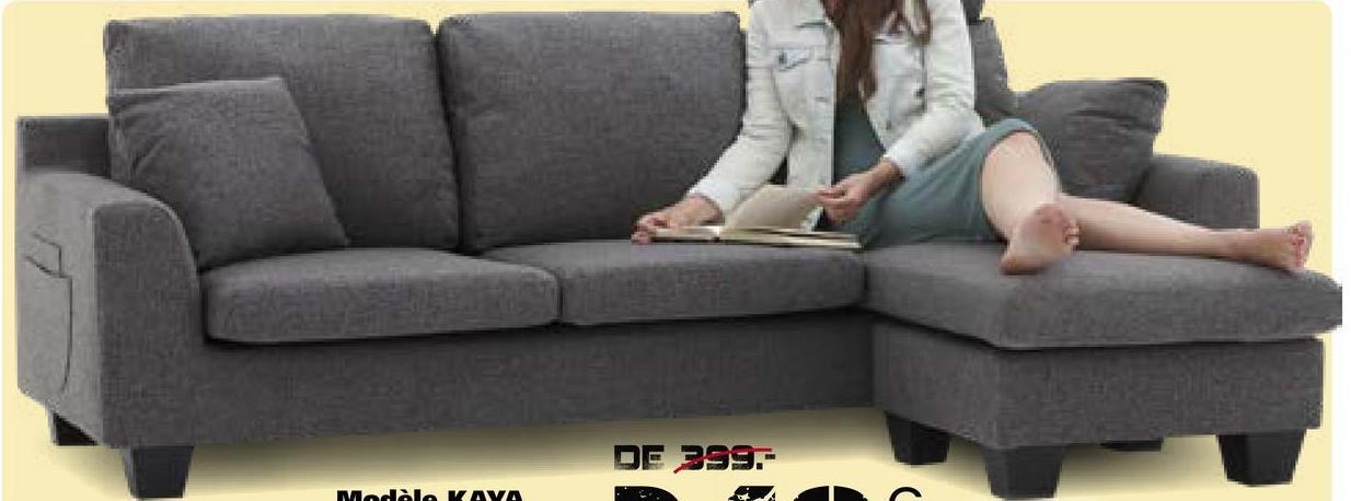 DE 399. Modele KAYA