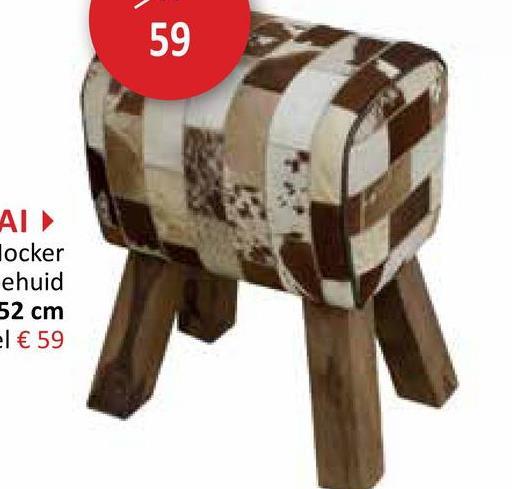 59 AL locker ehuid 52 cm el € 59