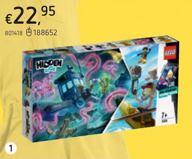 LEGO Hidden Side 70419 Le bateau hanté