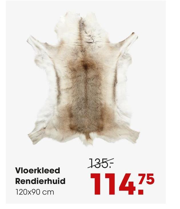 Vloerkleed Koeienhuid Wit Bruin Bruin-witte koeienhuid. Ongeveer 3 à 4 m2. Unieke print, kan afwijken van afbeelding.