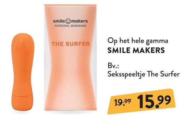 SMILEMAKER The Surfer SMILEMAKER The Surfer