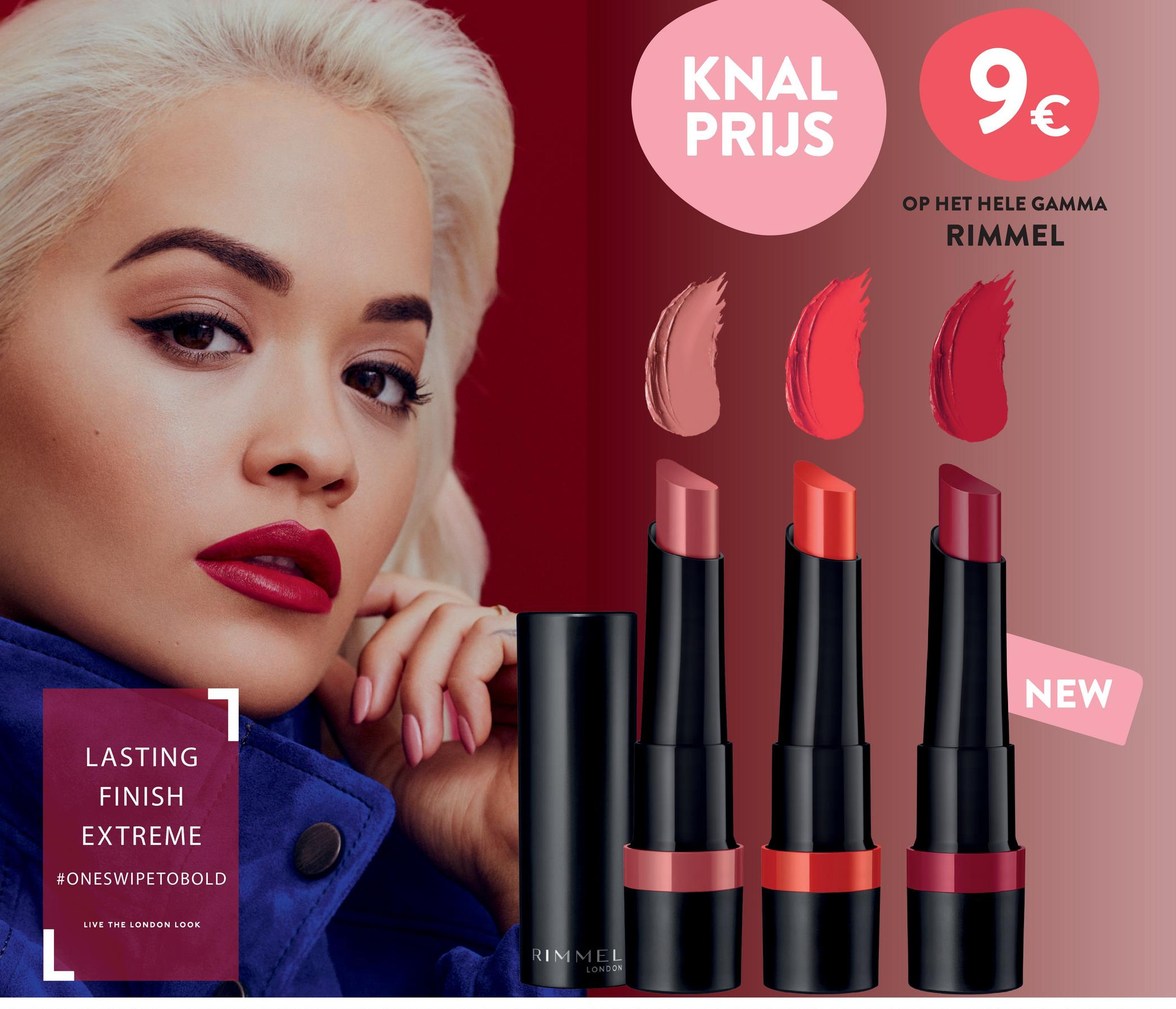 RIMMEL The Only 1 RIMMEL The Only 1