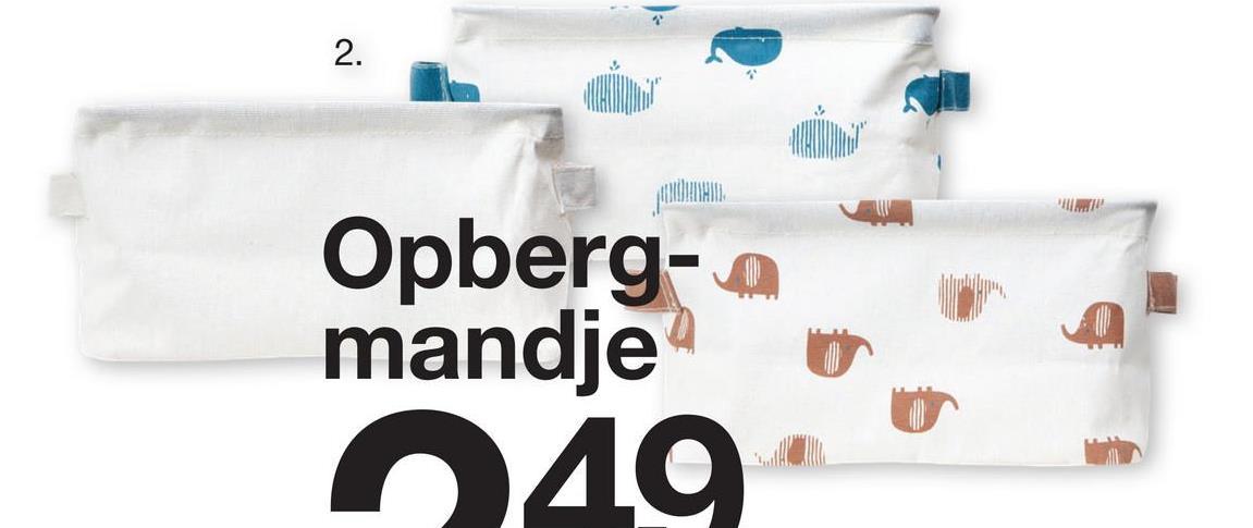 Opberg- mandje 049