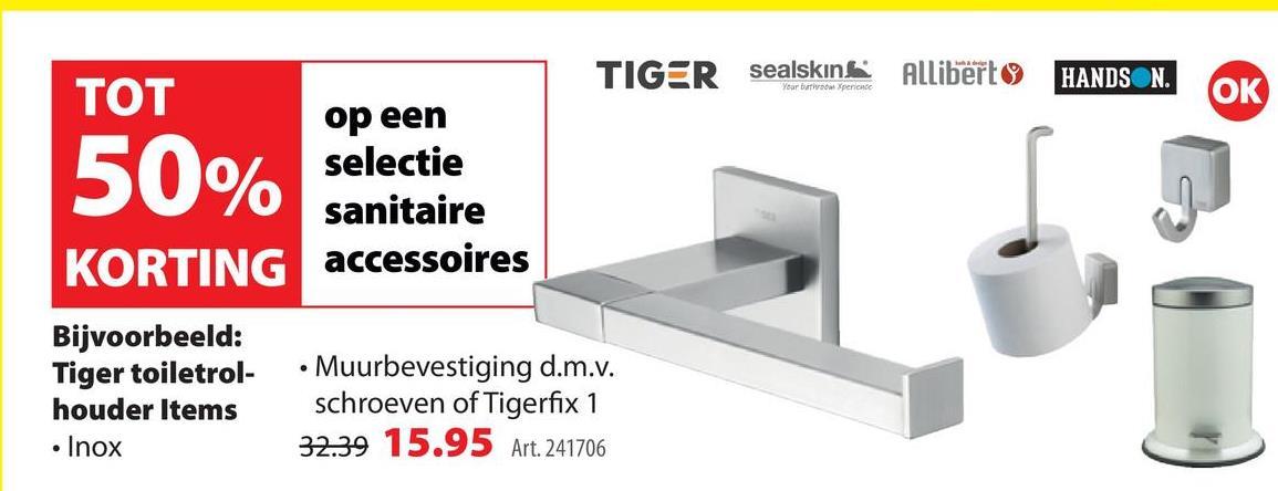 Tiger items wc rolhouder inox items bewijst dat minder écht meer is. De strakke lijnen van dit moderne badkamerconcept zijn doorgevoerd tot in de vormgeving van de badkameraccessoires, zoals deze wc-rolhouder in rvs. Lekker strak, hé?