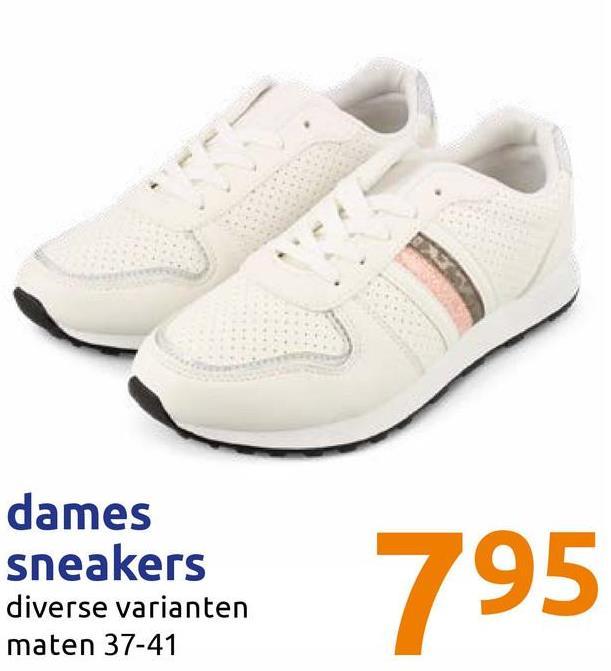 dames sneakers diverse varianten maten 37-41 Sneakers 795