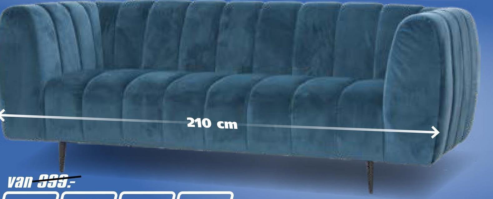 210 cm van 933-