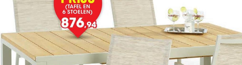 Tuintafel Pisa 200x110 cm verlengbaar tot 300cm De Garden Plus Pisa tuintafel met aluminium frame en eucalyptus tafelblad is synoniem voor stijlvol tafelen in eigen tuin. Het hout dat gebruikt werd voor het tafelblad is FSC-gekeurd. Deze tijdloze tuintafel van 200x110 cm kan verlengd worden tot 300cm; perfect voor het verwelkomen van gasten!