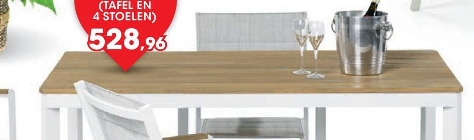 Bartafel Bibbona 140x80 cm De Garden Plus bartafel Bibbona meet 140x80 cm en is 110cm hoog. Deze strakke bartafel voor buiten heeft een wit aluminium frame en een houten tafelblad.