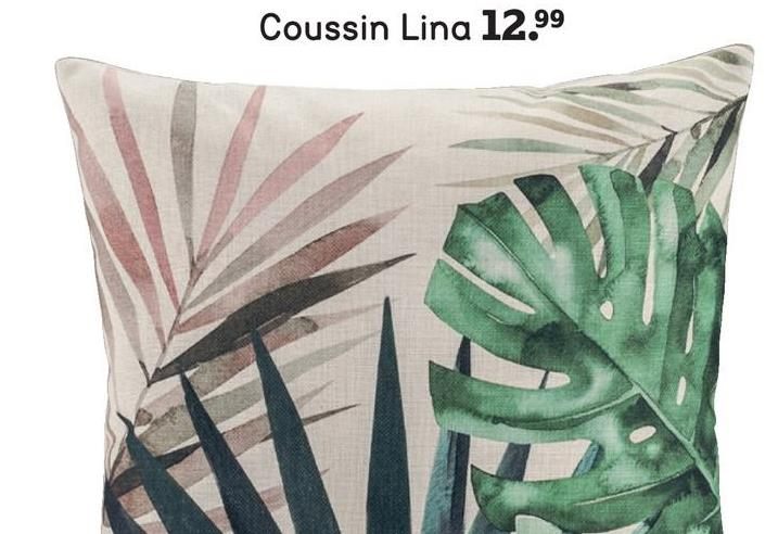 Coussin Lina 12.99