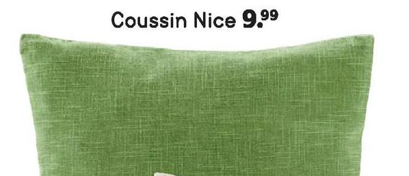 Coussin Nice 9,99