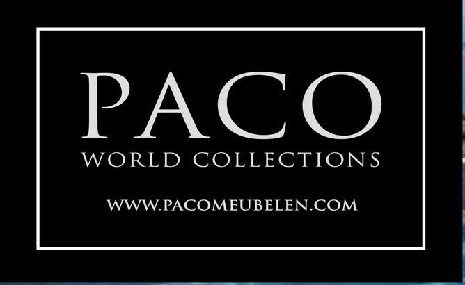 PACO WORLD COLLECTIONS WWW.PACOMEUBELEN.COM