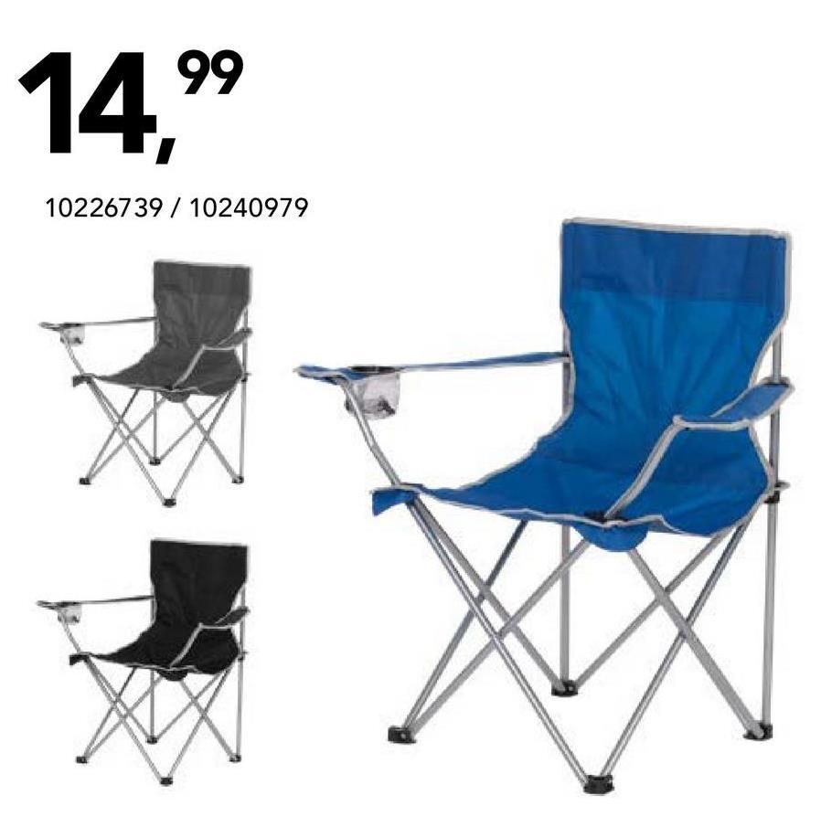 Vouwstoel Bristol - Zwart - Goedkope Vouwstoelen - Lekker comfortabel zitten op de camping, het strand, de festivalwei of gewoon voor in de tuin! Koop online deze praktische vouwstoel met armleuning en bekerhouder. Gemakkelijk in te klappen en plaatsbesparend mee te nemen in de meegeleverde zak. Afmetingen (opgevouwen): 82 cm x 16 cm x 16 cm Afmetingen (uitgeklapt): 80 cm x 50 cm x 50 cm Gewicht: 2,15 kg