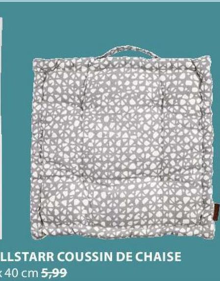 LLSTARR COUSSIN DE CHAISE <40 cm 5,99