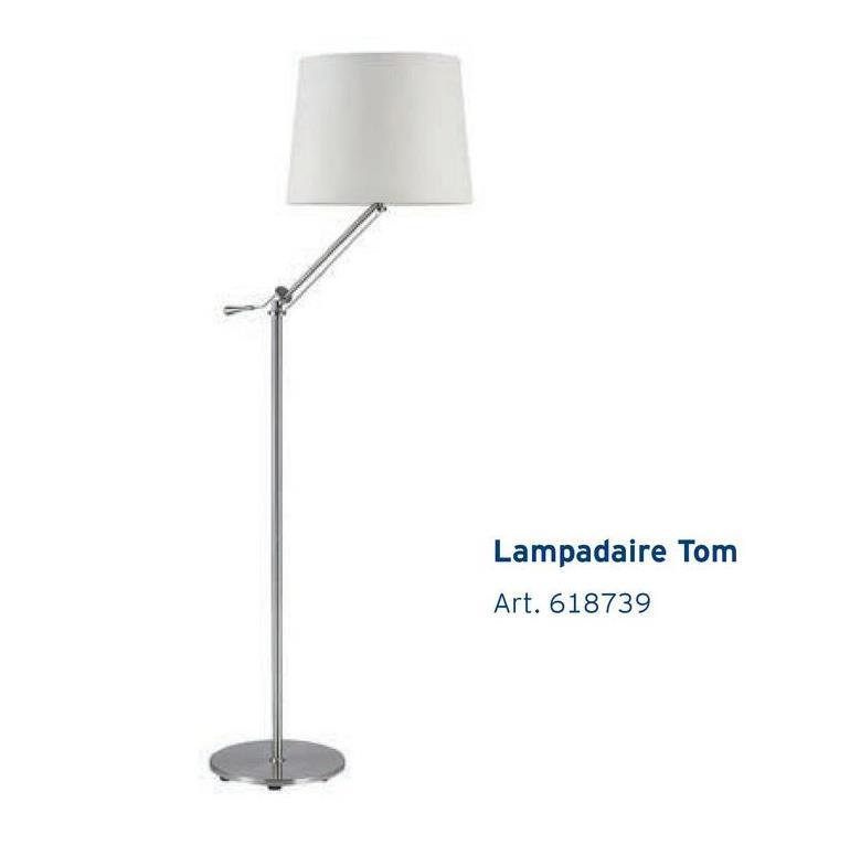 Lampadaire Tom Art. 618739