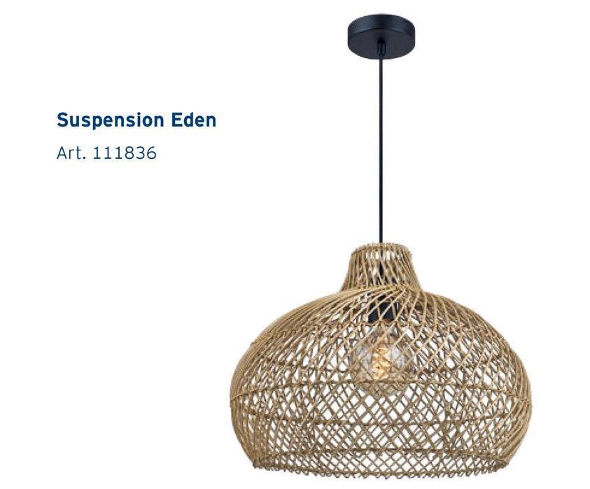 Suspension Eden Art. 111836
