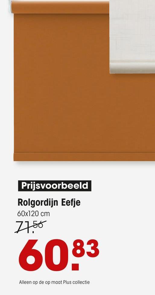 Rolgordijn Eefje Antraciet Antraciet verduisterend rolgordijn van 100% polyester volledig maakbaar in maat naar keuze.