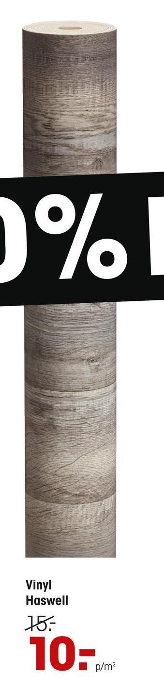 % I Vinyl Haswell 15- 10- p/m2