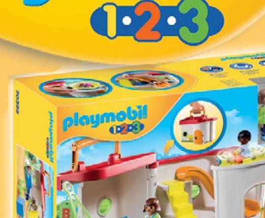 1:2: playmobil B