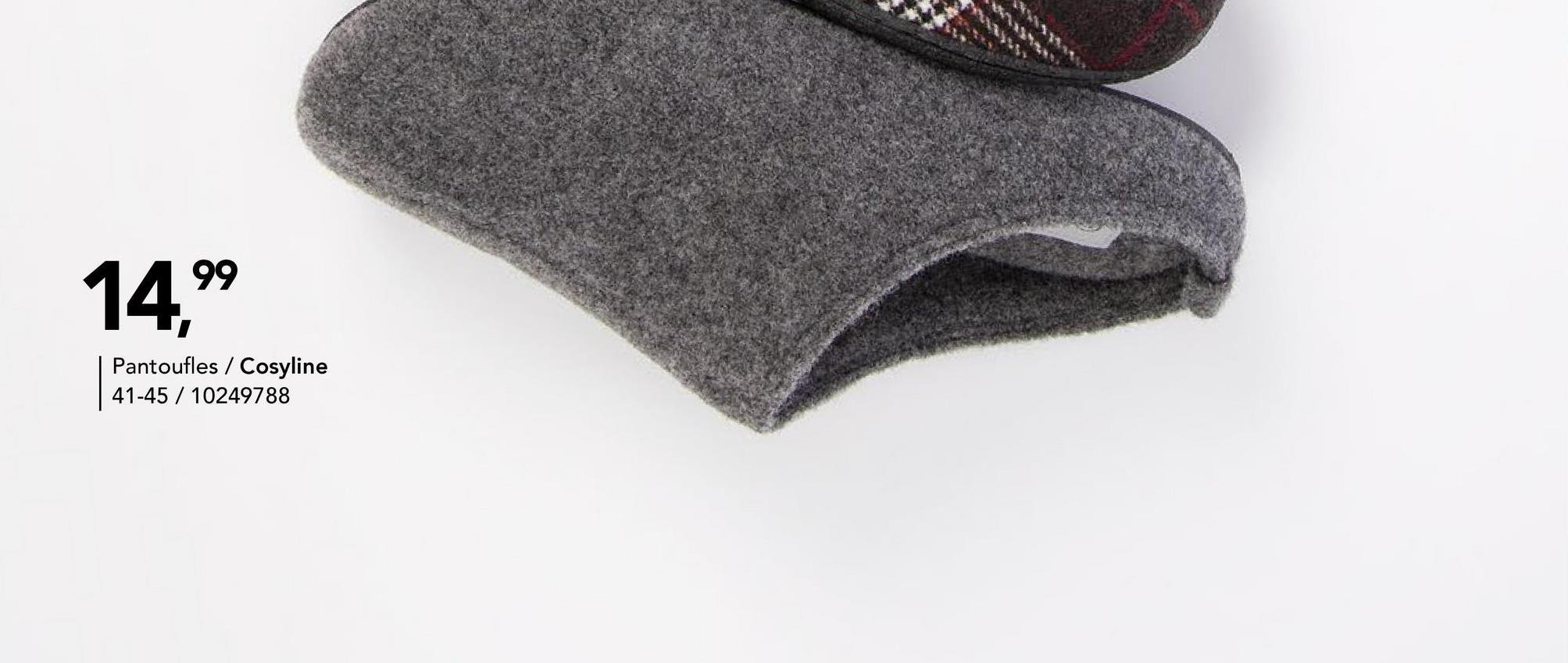 Pantoufle Cosy Line - Gris foncé Pantoufle Cosy Line. Chez Bristol, vous achetez de la mode à bon prix pour toute la famille ! Vêtements, chaussures, accessoires et articles de sport.