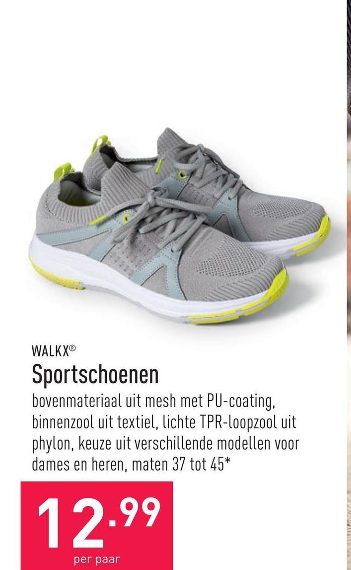 Sportschoenen voor heren bovenmateriaal uit mesh met PU-coating, binnenzool uit textiel, lichte TPR-loopzool uit phylon, maten 41 tot 45